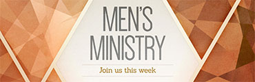 Image of Men's Ministry logo